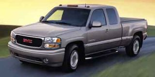 2002 GMC Sierra 1500 Photo