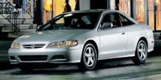 2002 Honda Accord Coupe Photo