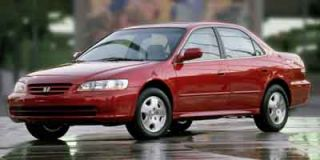 2002 Honda Accord Sedan Photo