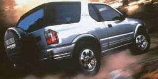 2002 Isuzu Rodeo Sport Photo