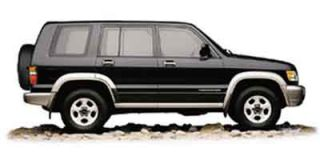 2002 Isuzu Trooper Photo