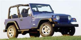 2002 Jeep Wrangler Photo