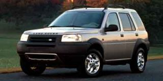 2002 Land Rover Freelander Photo