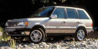 2002 Land Rover Range Rover Photo