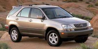 2002 Lexus RX 300 Photo