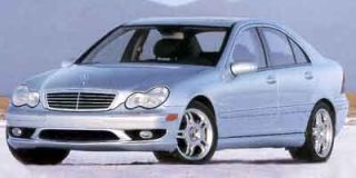 2002 Mercedes-Benz C Class Photo