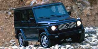 2002 Mercedes-Benz G Class Photo
