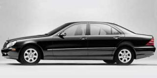 2002 Mercedes-Benz S Class Photo