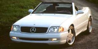 2002 Mercedes-Benz SL Class Photo