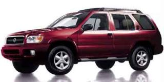 2002 Nissan Pathfinder Photo