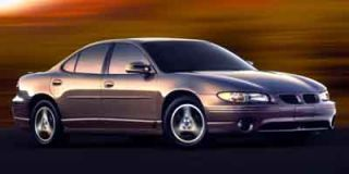 2002 Pontiac Grand Prix Photo