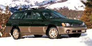 2002 Subaru Legacy Wagon Photo