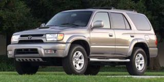 2002 Toyota 4Runner Photo
