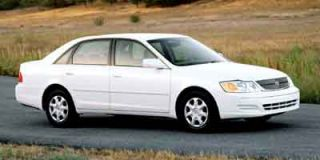 2002 Toyota Avalon Photo