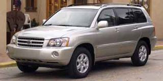 2002 Toyota Highlander Photo