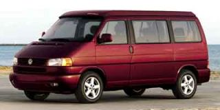 2002 Volkswagen EuroVan Photo