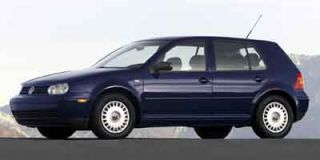 2002 Volkswagen Golf Photo