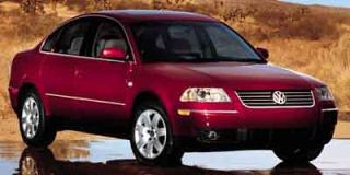 2002 Volkswagen Passat Photo