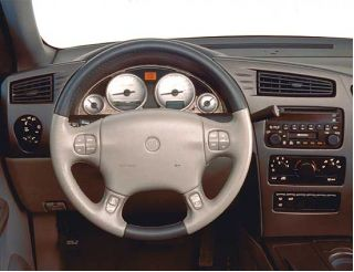 2002 Buick Rendezvous Review Ratings Specs Prices And Photos