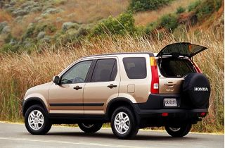 2002 Honda CR-V Review, Ratings, Specs, Prices, and Photos - The Car