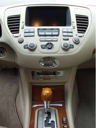 2002 Infiniti Q45 Review Ratings Specs Prices And Photos The
