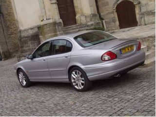 2002 jaguar x type review ratings specs prices and photos the car connection. Black Bedroom Furniture Sets. Home Design Ideas