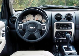 2002 Jeep Liberty Review Ratings Specs Prices and Photos  The