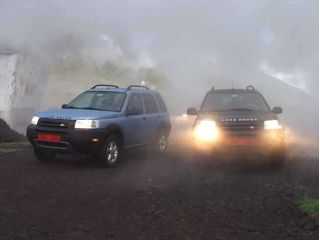 2002 land rover freelander review ratings specs prices and photos the car connection. Black Bedroom Furniture Sets. Home Design Ideas