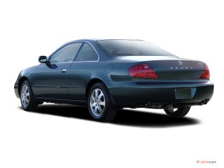2003 Acura CL Photo