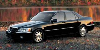2003 Acura RL Photo