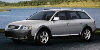 2003 Audi Allroad Photo
