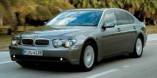 2003 BMW 7-Series Photo