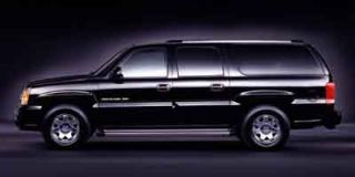 2003 Cadillac Escalade ESV Photo