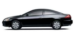 2003 Honda Accord Coupe Photo