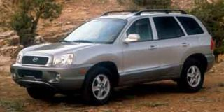 2003 Hyundai Santa Fe Photo