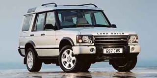 2003 Land Rover Discovery Photo