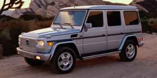 2003 Mercedes-Benz G Class Photo
