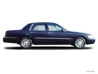 2003 Mercury Grand Marquis Photo