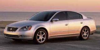 2003 Nissan Altima Photo