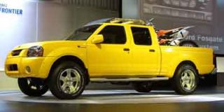 2003 Nissan Frontier 4WD Photo