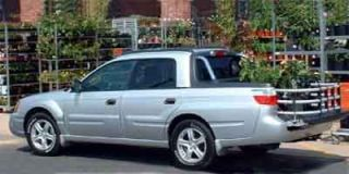 2003 Subaru Baja Photo