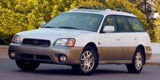 2003 Subaru Legacy Wagon Photo