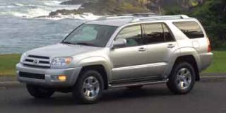 2003 Toyota 4Runner Photo
