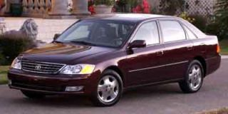 2003 Toyota Avalon Photo