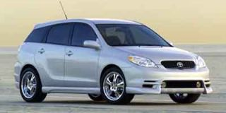 2003 Toyota Matrix Photo