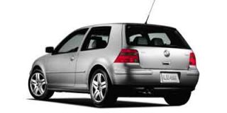 2003 Volkswagen GTI Photo
