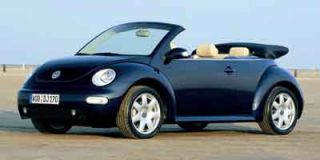 2003 Volkswagen New Beetle Convertible Photo