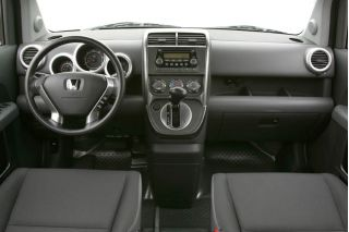 2003 Honda Element Page 1 Review The Car Connection