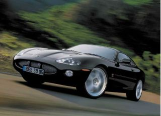2003 Jaguar XK Photo