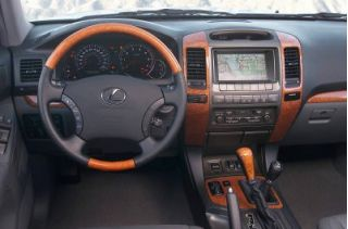 2003 lexus gx 470 page 1 review the car connection. Black Bedroom Furniture Sets. Home Design Ideas